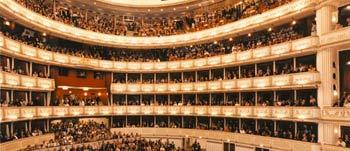 opera history Die Wiener Staatsoper