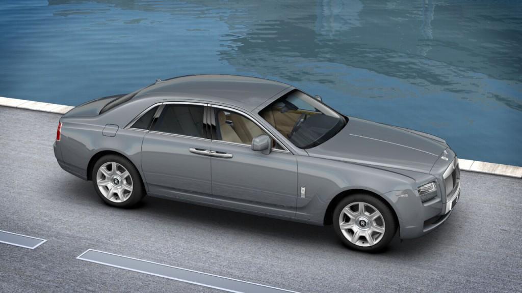 RR Ghost exterior 0 1024x576 Der Mythos Rolls Royce