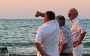 1291191059i30446 Ältere Menschen: Hautkrebs wird oft übersehen