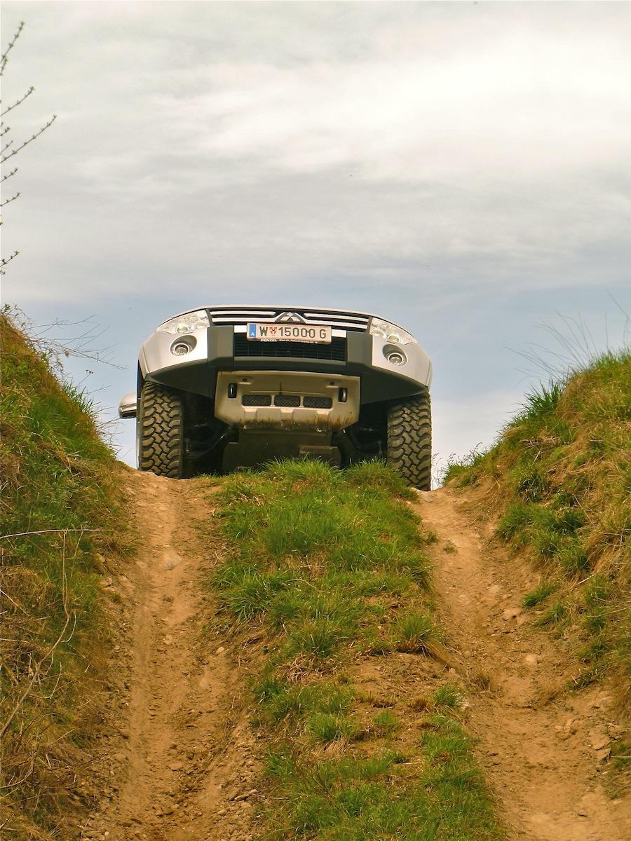P10006642 Worauf Jäger, Landwirte und SUV Fahrer im Gelände achten müssen