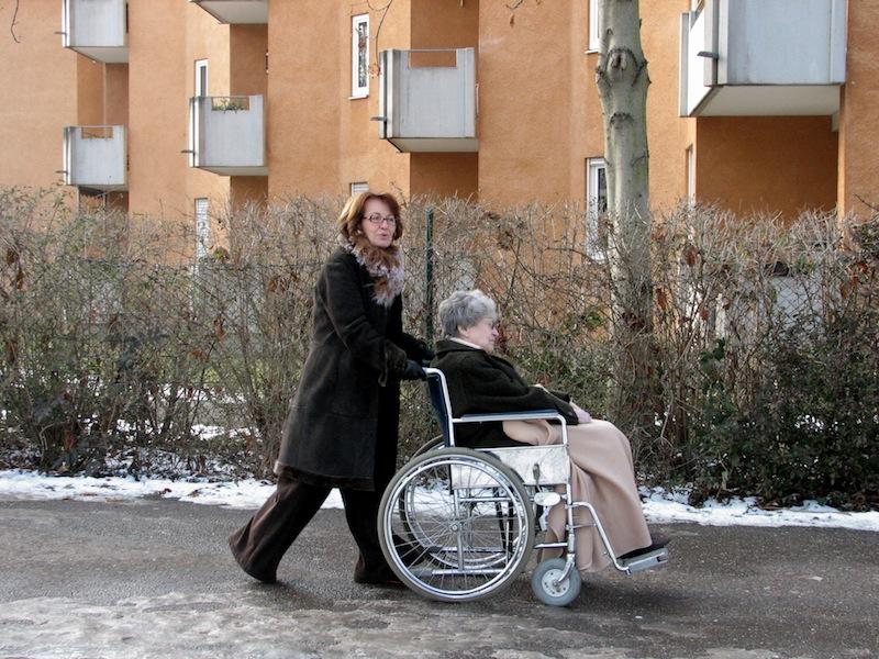 433456 R K B by Rainer Sturm pixelio.de  Wohnen im Alter   Gemeinsam statt einsam