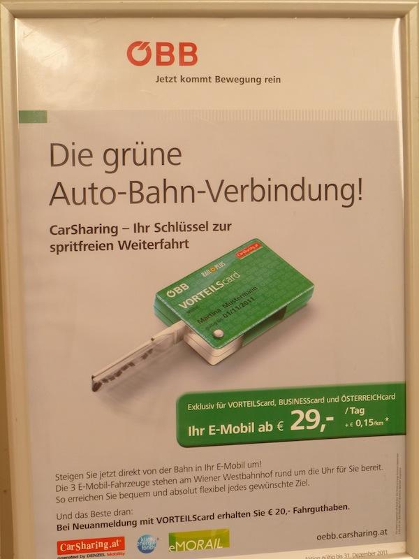 P10007802 Neuer Service der ÖBB am Wiener Westbahnhof