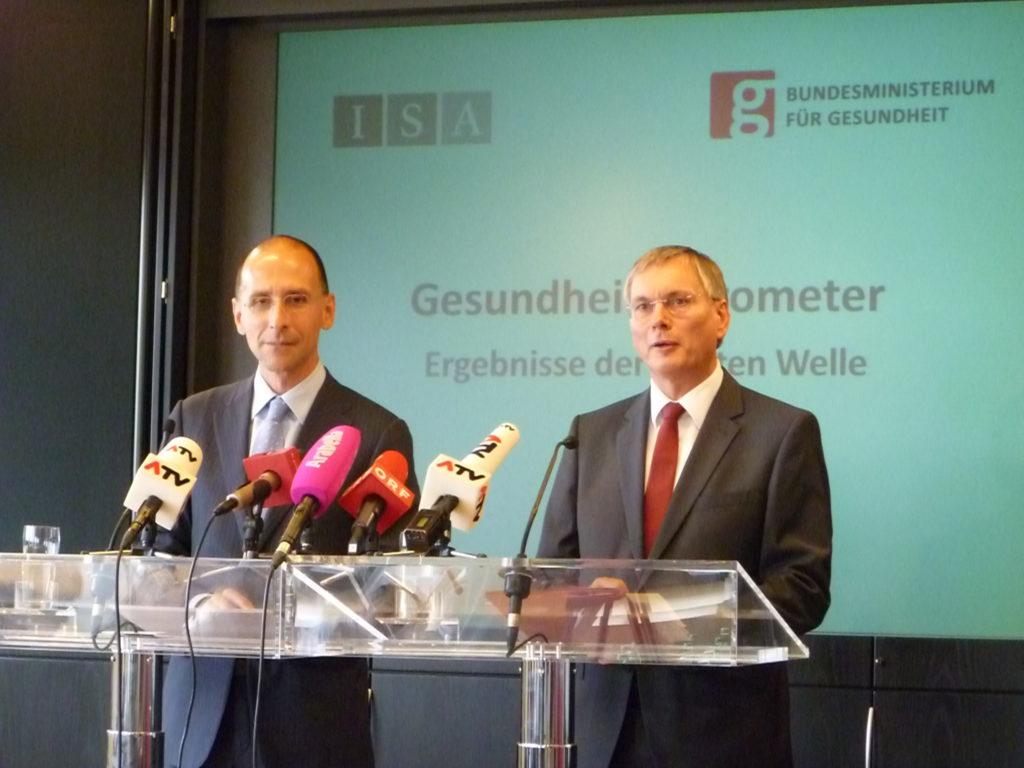 P1000844 1024x768 Wie zufrieden sind die ÖsterreicherInnen mit der Entwicklung der Gesundheitsvorsorge?