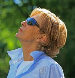 Eine gesunde Ernährung schützt vor Altersblindheit