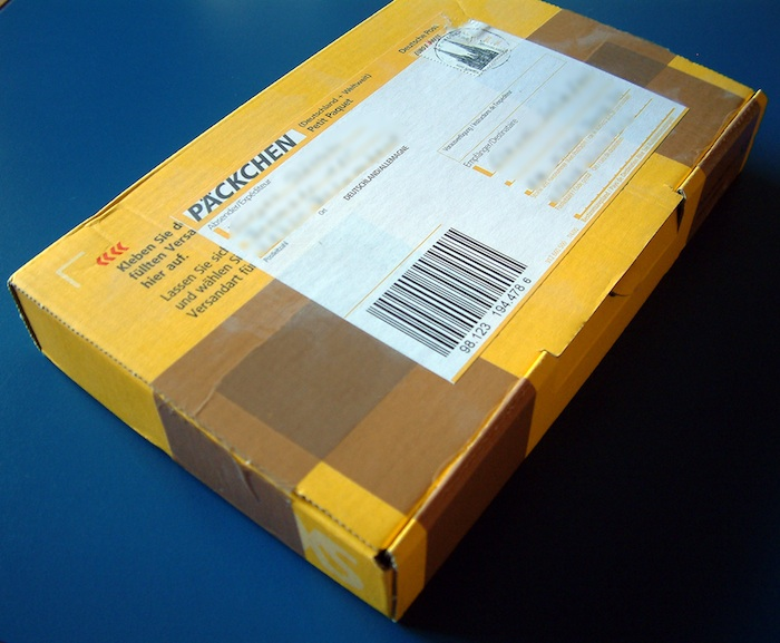 paket deutschland schweiz: