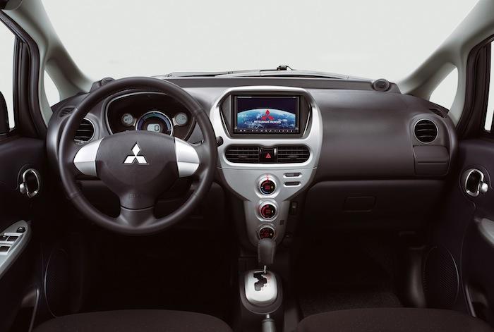 21 Das Elektroauto Mitsubishi i MIEV bei uns im Test