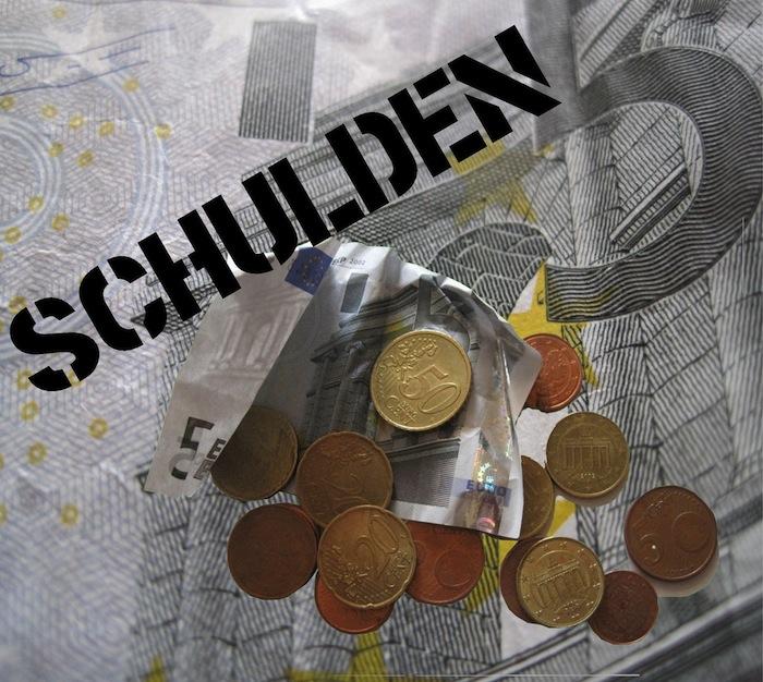 """528186 R K B by Wilhelmine Wulff pixelio.de  """"Schuldenbremse""""© das Zauberwort."""
