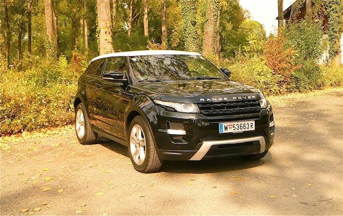 """P10009822 NEU: Range Rover Evoque der """"kleine"""" Lord."""