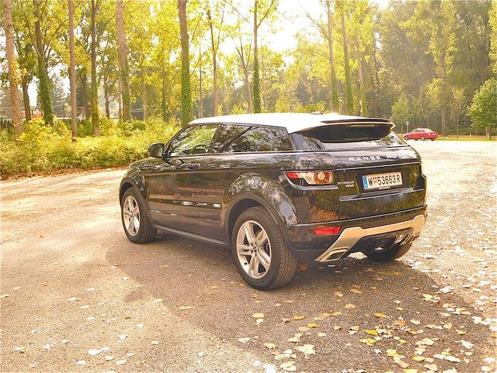 """P10009862 NEU: Range Rover Evoque der """"kleine"""" Lord."""