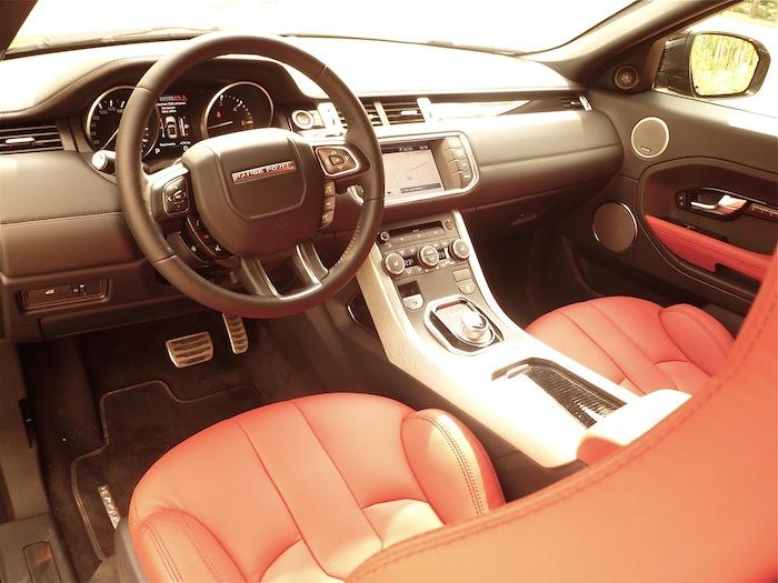 """P10009871 NEU: Range Rover Evoque der """"kleine"""" Lord."""