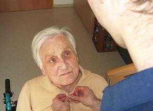 Gute Pflege braucht Nähe und Distanz zugleich