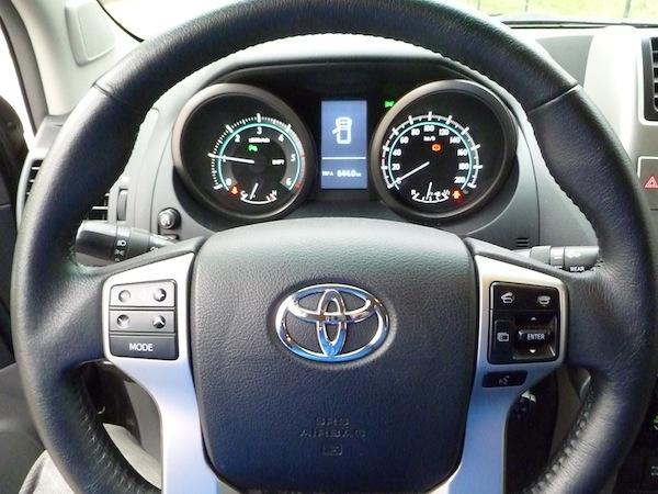 P1010239 Toyota Landcruiser 300 im Test
