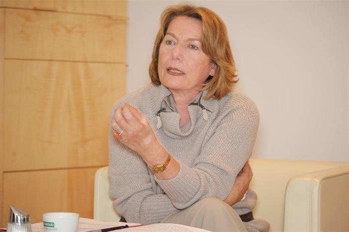 Präsidentin WKONÖ 155 Kopie Sonja Zwazl WKNÖ Präsidentin im Gespräch