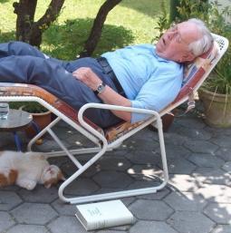Mythos ade: Schlafqualität verbessert sich im Alter