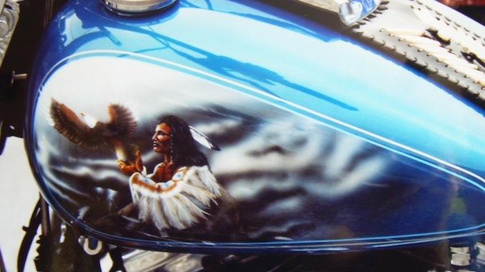 259562 original R by knipser5 pixelio.de  Der Mythos Harley Davidson