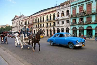 kuba Taxifahrten in Oldtimern auf Kuba
