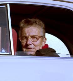 Granny Nav bewahrt Ältere vor Autounfällen