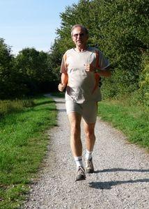 Joggen verlängert Lebenszeit um sechs Jahre