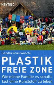 Familie praktiziert Leben ohne Plastik