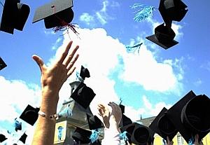 Uni Abschluss ist ideale Gesundheitsvorsorge