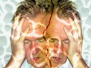 Stress in Lebensmitte kann Demenz verursachen