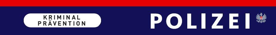 """Logo Prävention NEU2 Unser Schwerpunkt im Juli: """"Sicherheit Reisezeit"""" Teil 3"""