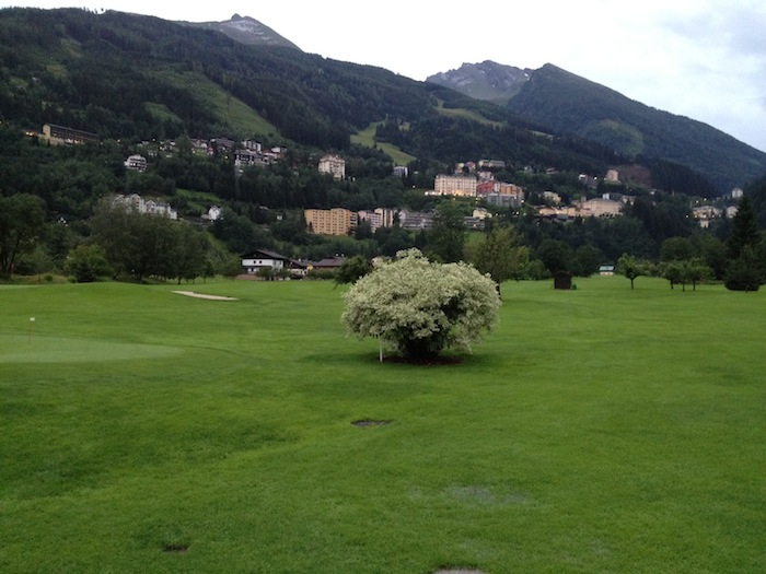 Foto Ein Golfeldorado – wenige Schritte zum Abschlag