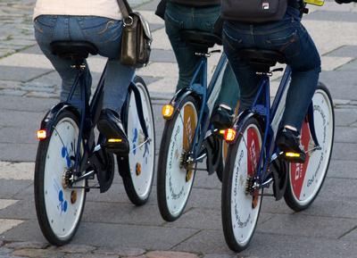 Mit dem Fahrrad durch den Alltag gut für Körper und Umwelt