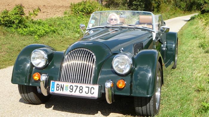 P1010631 Morgan, fahren mit allen Sinnen