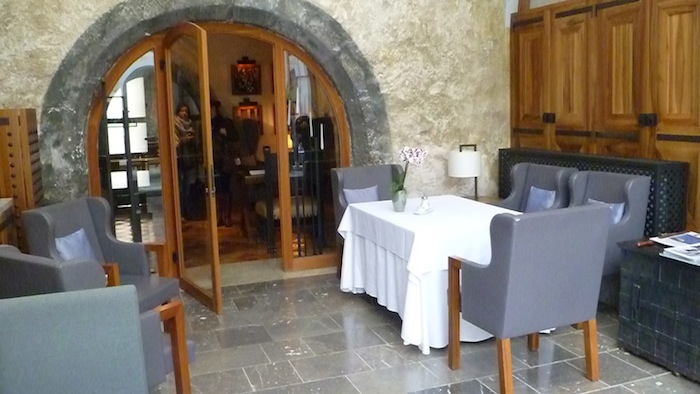 P1010748 Schloss Otocec in Slowenien ein Stück Vergangenheit