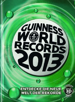 guinness world records buch 2013 Guinness World Records Buch 2013