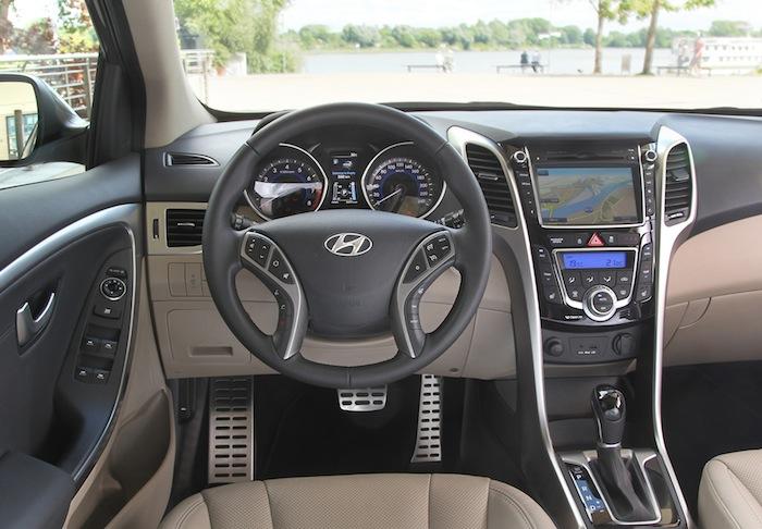 i30 Kombi ex 09 Der neue Hyundai i30 Kombi im Test