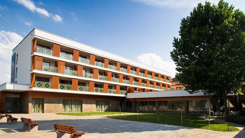 Hotel Atrij outside Rogla in Slowenien ein feines Skigebiet