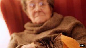 Soziale Isolation erhöht Sterberisiko bei Älteren