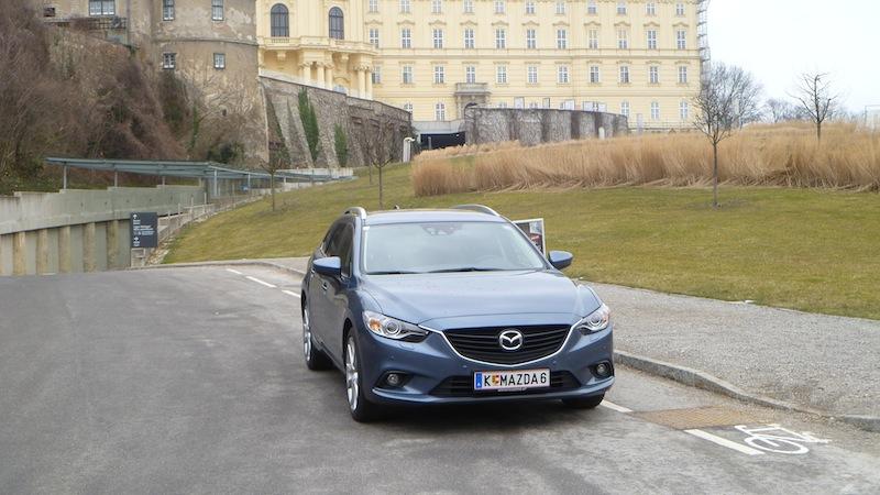 P1020053 Mazda6 neuer Vorstoß