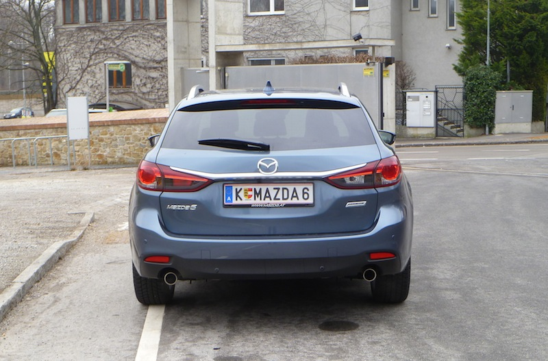 P1020058 Mazda6 neuer Vorstoß