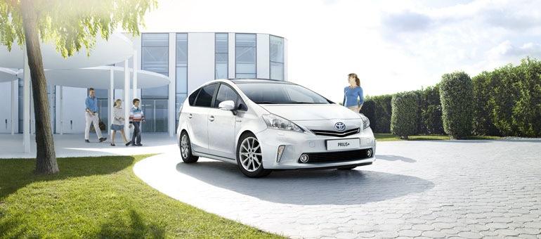 toyota prius plus 2012 exterior tme 001 prev tcm303 1121810 Der neue Toyota Prius+ im Test