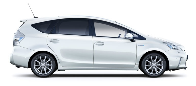 toyota prius plus 2012 exterior tme 004 prev tcm303 1121819 Der neue Toyota Prius+ im Test