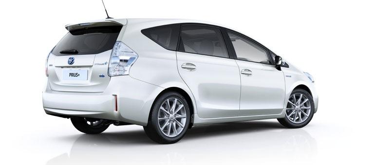 toyota prius plus 2012 exterior tme 005 prev tcm303 1121822 Der neue Toyota Prius+ im Test
