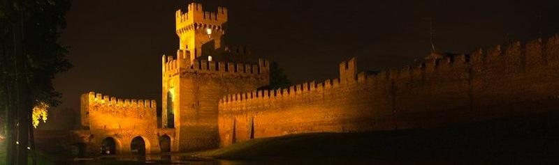 ROCCA DEGLI ALBERI3 Padua ist immer einen Besuch wert