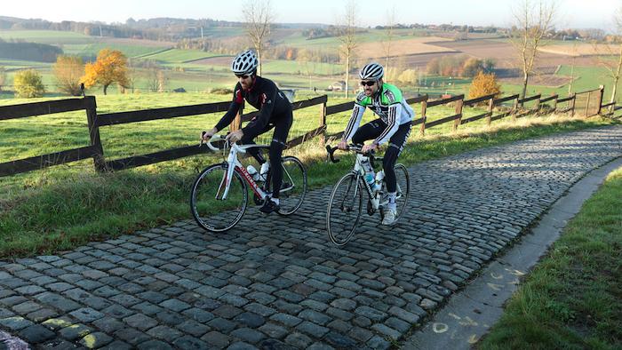 41 Flandern ist Radsport, Gastlichkeit und Brauchtum zugleich
