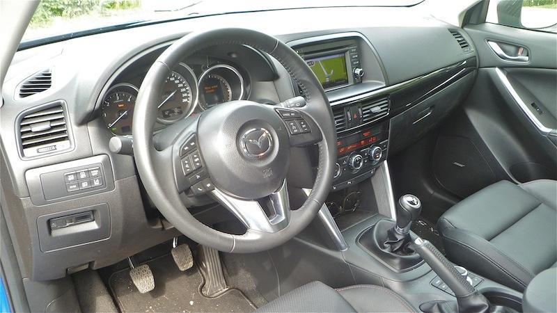 P1020226 Der Mazda CX 5 im Testalltag