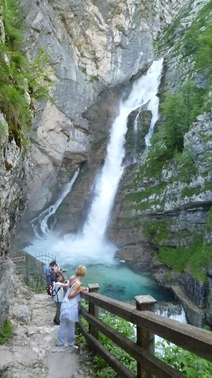 P1020249 Der Nationalpark Triglav in Slowenien