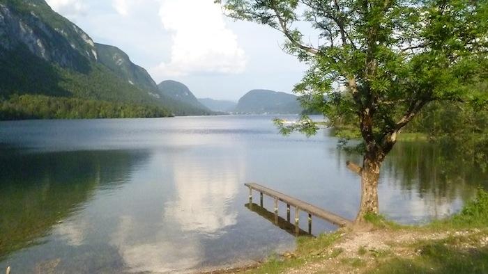 P1020258 Der Nationalpark Triglav in Slowenien