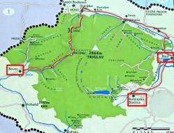 Triglav nationalpark2 250x191 Der Nationalpark Triglav in Slowenien