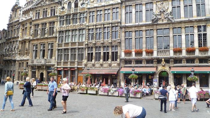 P1020332 Brüssel ist immer einen Besuch wert
