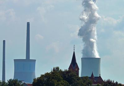 664142 web R K B by Lupo pixelio.de  Klimareport: Erderwärmung ist hausgemacht