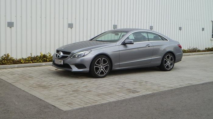 P1020657 Mercedes Benz E 250 CDI Coupe