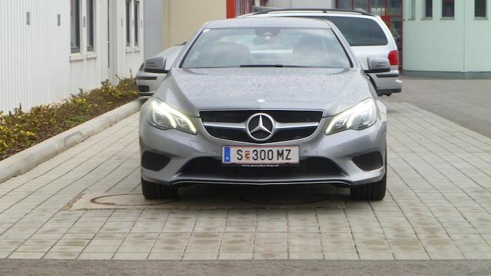 P1020658 Mercedes Benz E 250 CDI Coupe
