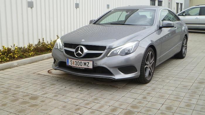 P1020659 Mercedes Benz E 250 CDI Coupe